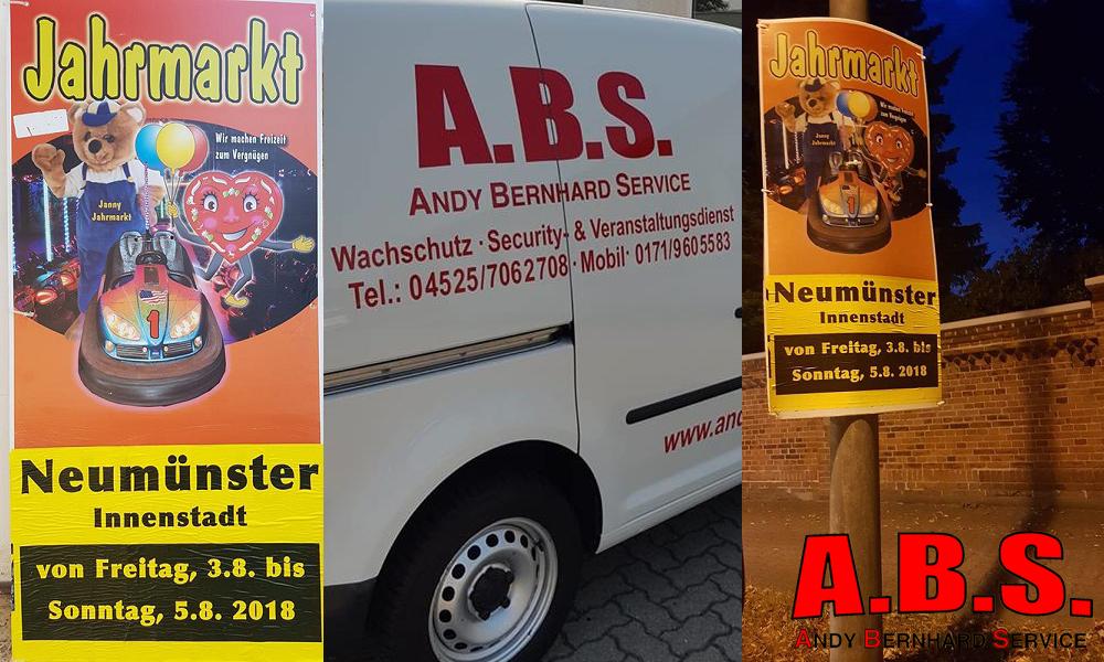 Plakat- und Werbeservice